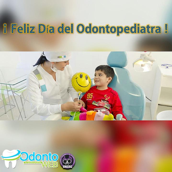 dia nacional del odontopediatra