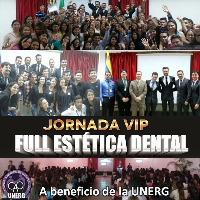 Jornada VIP Full estetica dental IPFA victor sanchez